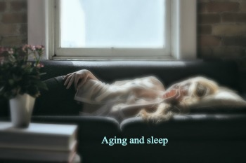 aging and sleep